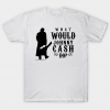 What Would Johnny Cash Do tee shirt