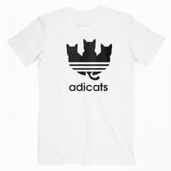 Adicats Parody tee shirt