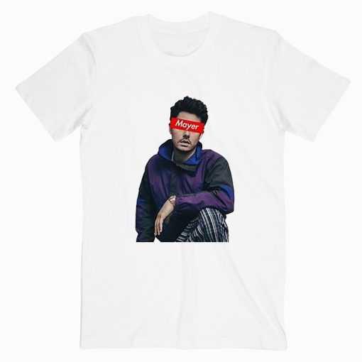 John Mayer Mayer tee shirt