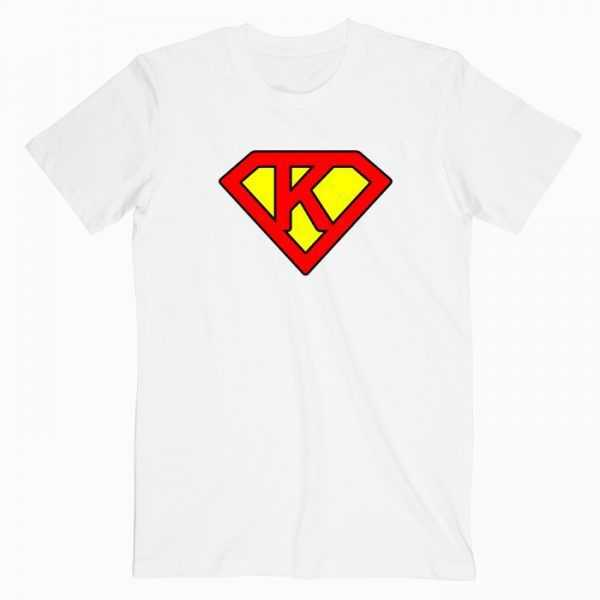 Kanye Super West tee shirt