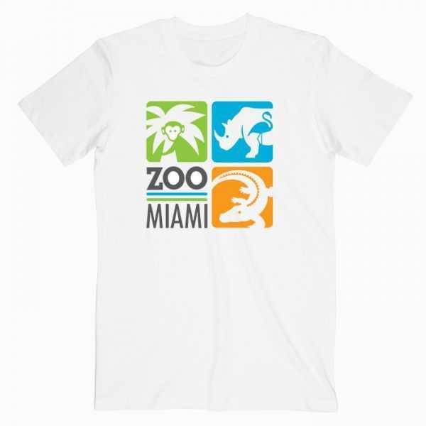 Miami Zoo tee shirt