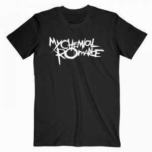 My Chemical Romance tee shirt