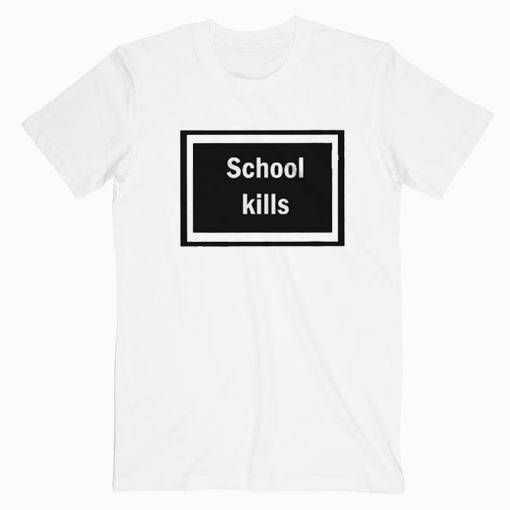 School Kills Rihanna tee shirt
