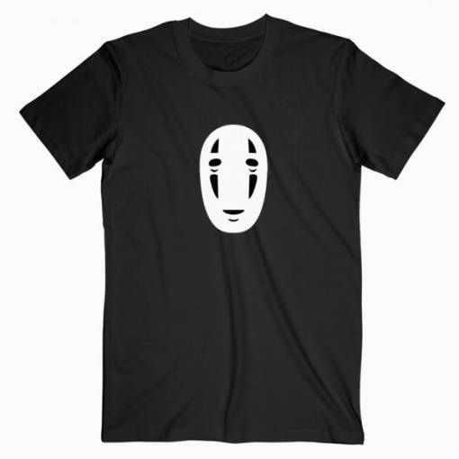 Sprited Away Mask tee shirt