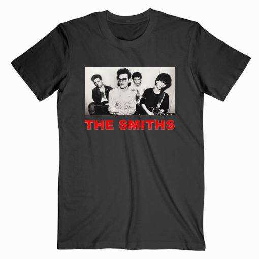 The Sound Of The Smiths tee shirt