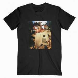 Travis Scott Butterfly Effect tee shirt