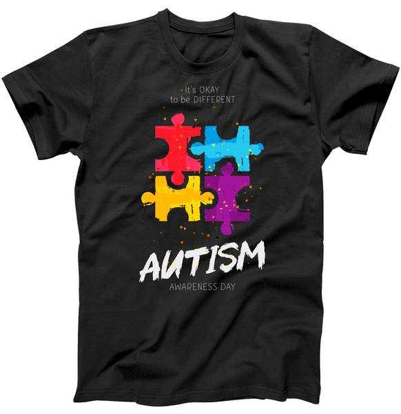 Autism Awareness Day tee shirt