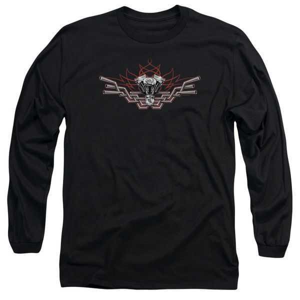 Celtic Engine Irish Long Sleeve tee shirt