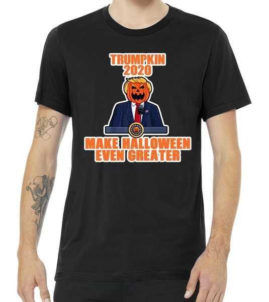 Trumpkin 2020 Make Halloween Even Greater Premium tee shirt