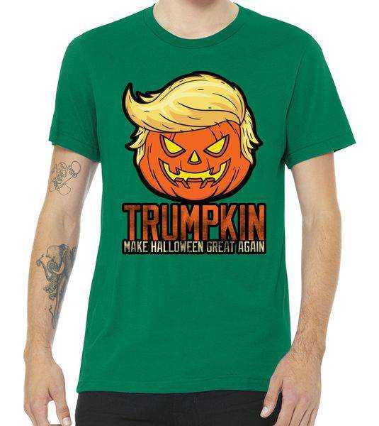 Trumpkin Make Halloween Great Again Premium tee shirt