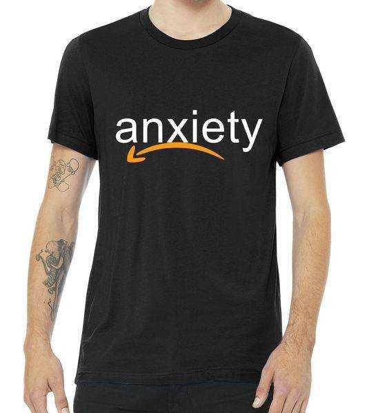 Anxiety tee shirt
