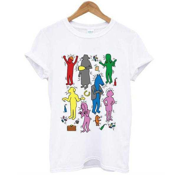 Keith H Bojack Horseman tee shirt