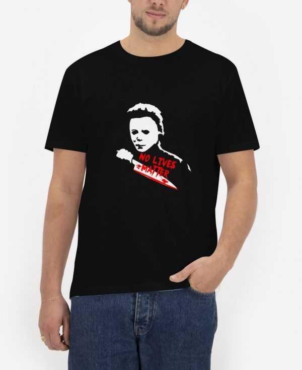 Michael-Myers-No-Lives-Matter-T-Shirt