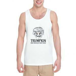 8645-Impeach-Trumpkin-Halloween-Tank-Top