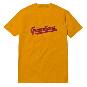 Cleveland Indians Rename To Cleveland Guardians T-Shirt