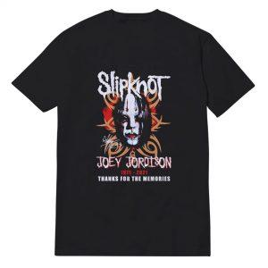 Vintage Slipknot R.I.P Joey Jordison Black T-Shirt UnisexVintage Slipknot R.I.P Joey Jordison Black T-Shirt Unisex