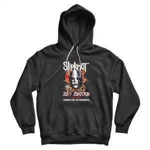 Vintage Slipknot R.I.P Joey Jordison Black Hoodie Unisex