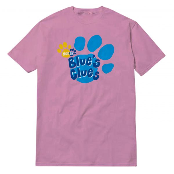 Nick JR Blue's Clues T-Shirt