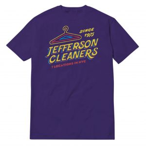 Since 1975 Jefferson Cleaners T-Shirt