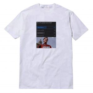 The Greatest Spiderman T-Shirt
