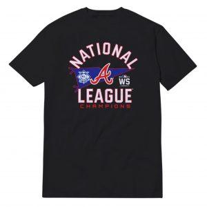 Atlanta Braves National League Champions T-Shirt