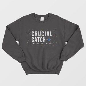 Crucial Catch Cowboys Sweatshirt
