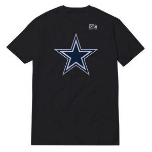 Dallas Cowboys Crucial Catch Intercept Cancer T-Shirt