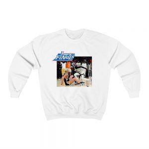 Finals MVP Kahleah Copper The Coldest Pictures Sweatshirt