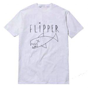 Flipper Kurt Cobain T-Shirt Unisex